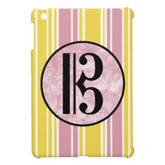 Alto Clef Stripes iPad Mini Cases