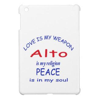 Alto is my religion case for the iPad mini