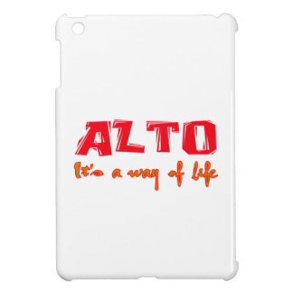 Alto It's a way of life Cover For The iPad Mini