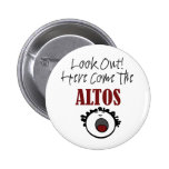 Alto Pinback Buttons