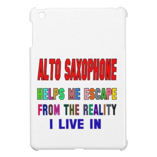 Alto Saxophone Helps Me iPad Mini Case
