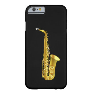 Alto Saxophone Sax Brass Music Instrument Barely There iPhone 6 Case