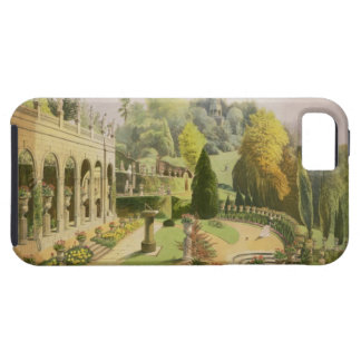 Alton Gardens, from 'The Gardens of England', 1857 iPhone 5 Covers
