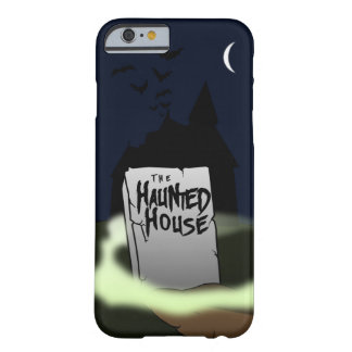 Alton Towers Haunted House iPhone 6 Case Barely There iPhone 6 Case