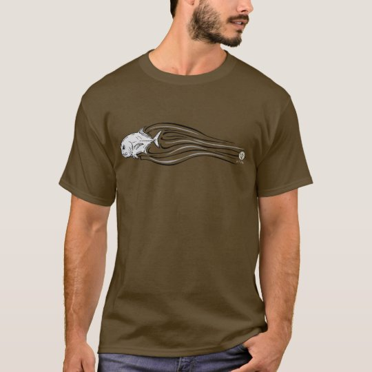 ALUA - Giant Trevally T-Shirt