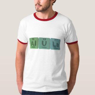 Alula-Al-U-La-Aluminium-Uranium-Lanthanum Shirts