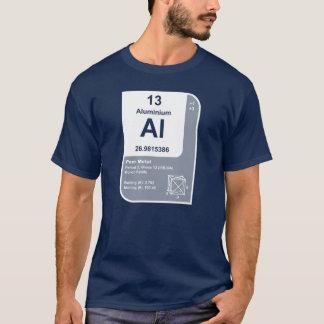 Aluminium (Al) T-Shirt