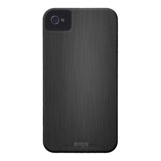 Aluminium Black iPhone 4 Covers