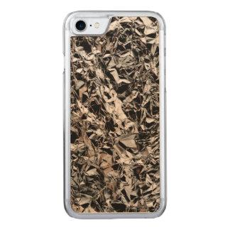 Aluminium foil carved iPhone 8/7 case