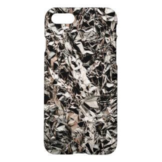 Aluminium foil iPhone 7 case