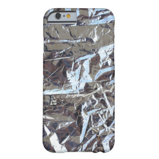 aluminium foil textures barely there iPhone 6 case