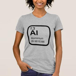 Aluminium - Periodic Table science T! T-Shirt