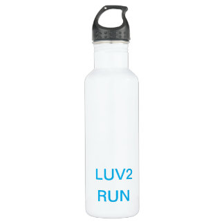 Aluminum 24 oz with sports cap 710 ml water bottle