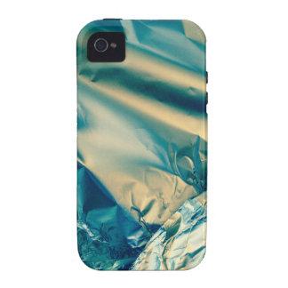 aluminum foil une feuille d aluminium - lámina iPhone 4/4S cases