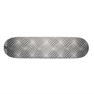 Aluminum Skateboard Deck