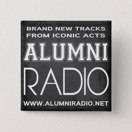 """Alumni Radio Pin """"Iconic"""""""