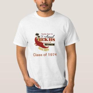 Alumni Reunion 2013 Class of 1974 T-Shirt
