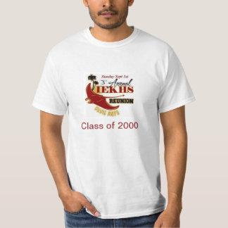 Alumni Reunion 2013 Class of 2000 T Shirt