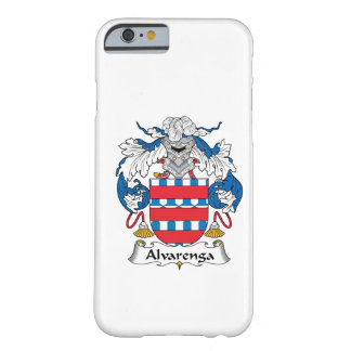 Alvarenga Family Crest Barely There iPhone 6 Case