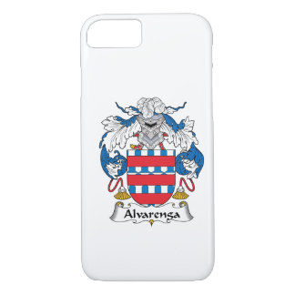 Alvarenga Family Crest iPhone 7 Case