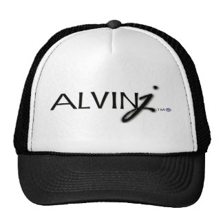 Alvin J Trucker Snapback Cap