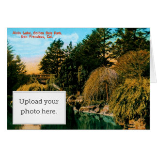 Alvin Lake Greeting Card