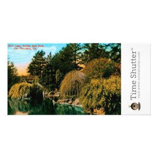 Alvin Lake Customized Photo Card