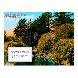 Alvin Lake Postcard