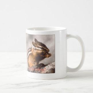 Alvin whom? basic white mug