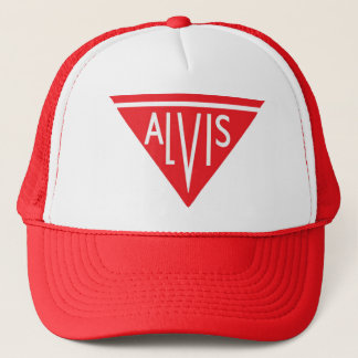 Alvis Car Classic Vintage Hiking Duck Trucker Hat