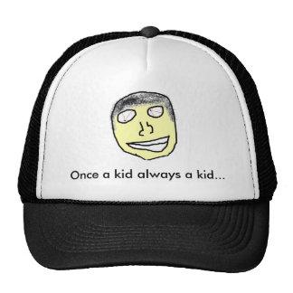 Always A Kid Hat