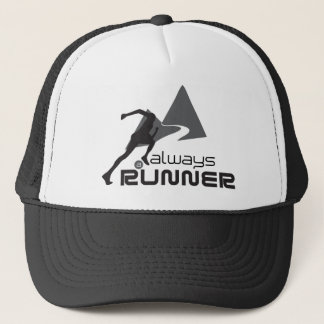 Always a Runner Trucker Hat
