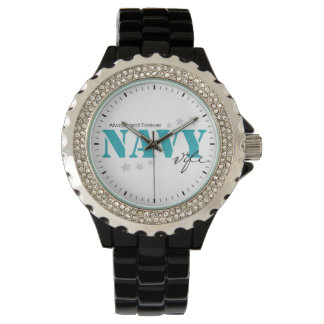 Always and Forever - Navy Wife Watches