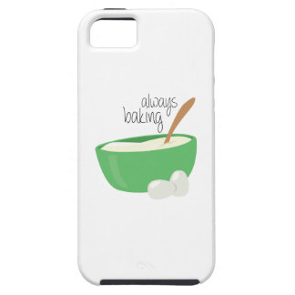 Always Baking iPhone 5 Cover