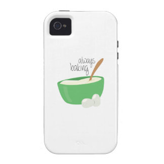 Always Baking iPhone 4/4S Case