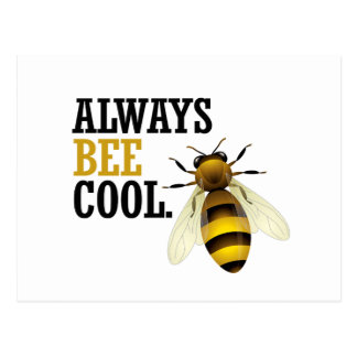 ALWAYS BE COOL POSTCARDS