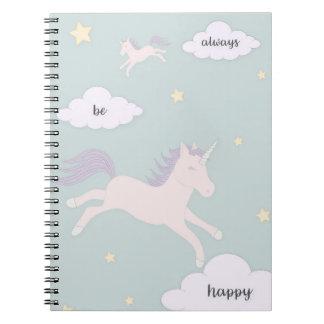Always Be Happy Notebook