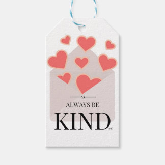Always Be Kind Gift Tags