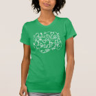 Always Be Reading Whimsical Distressed Script T-Shirt