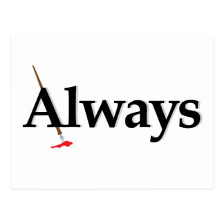 Always Castle Postcard