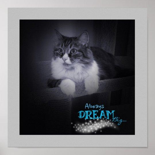 Always Dream Big Poster