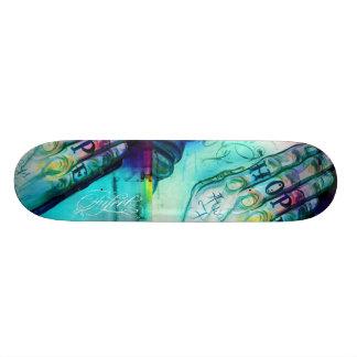 Always Faithful Infect Skate deck