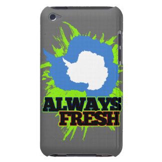 Always Fresh Antarctica Barely There iPod Cases
