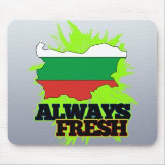 Always Fresh Bulgaria Mousepad