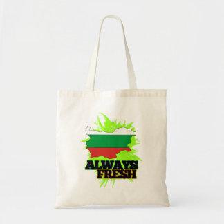 Always Fresh Bulgaria Budget Tote Bag