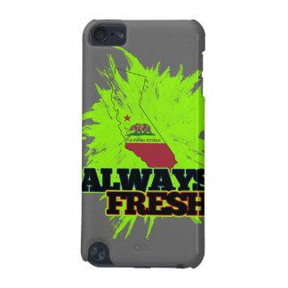 Always Fresh California iPod Touch 5G Case
