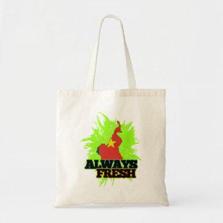 Always Fresh Cameroon Canvas Bag
