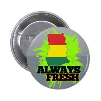 Always Fresh Ghana Pin
