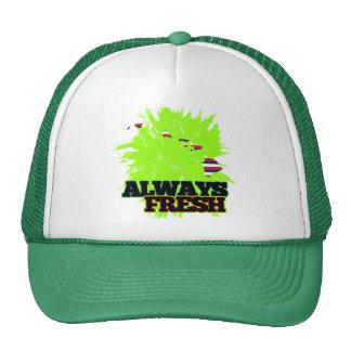 Always Fresh Hawaii Hats