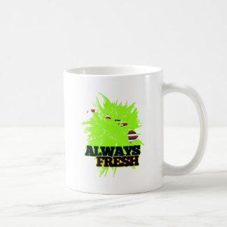 Always Fresh Hawaii Coffee Mug